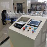 Автоматска антикорозивна машина за полнење течност за гравитација за силно 84 средство за дезинфекција