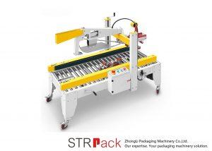 Автоматска машина за лепење на ленти со лента што се преклопува во машина за заптивање на кутија од картони
