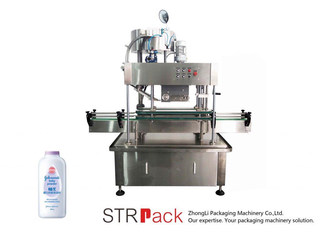 Автоматска линеарна опсежна машина (капаче за печат)