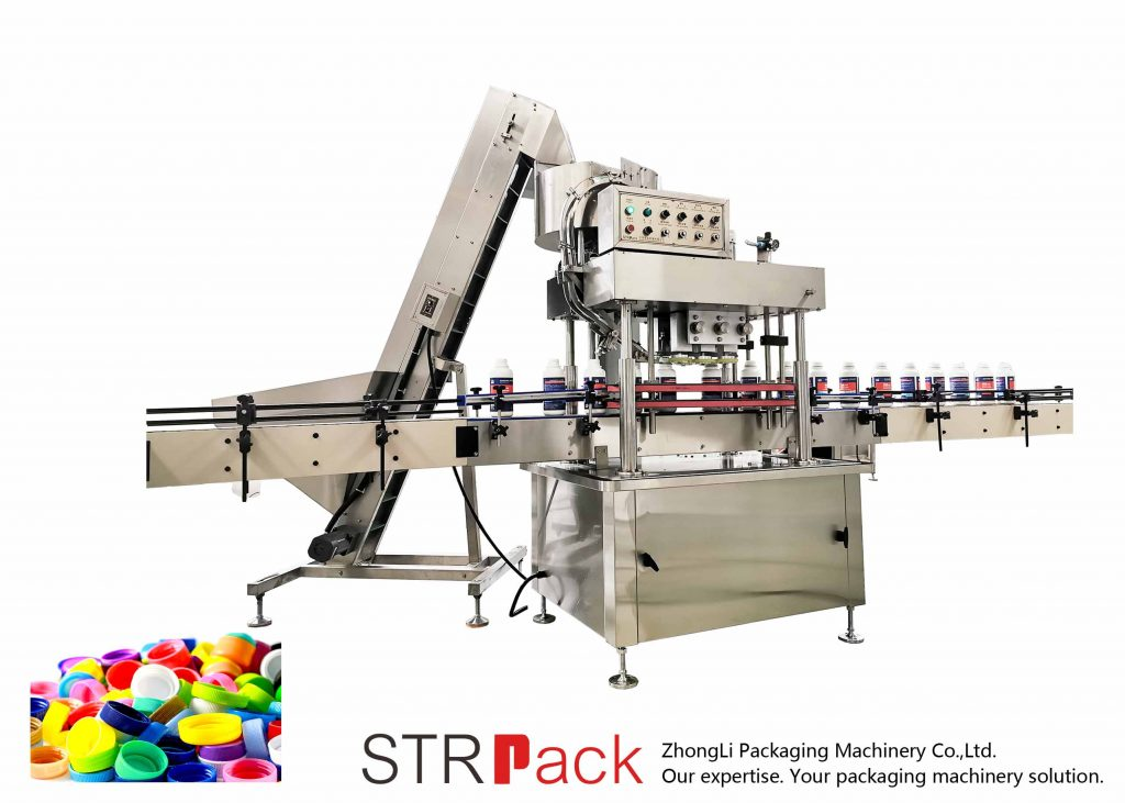 Автоматска машина за линеарно оптеретување