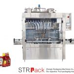 Автоматска машина за полнење сос