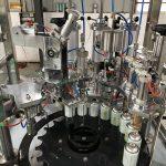 Производител на машина за пополнување на аеросолни спрејови