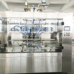 Машина за полнење шишиња со сос од кечап машина за обележување на шишиња