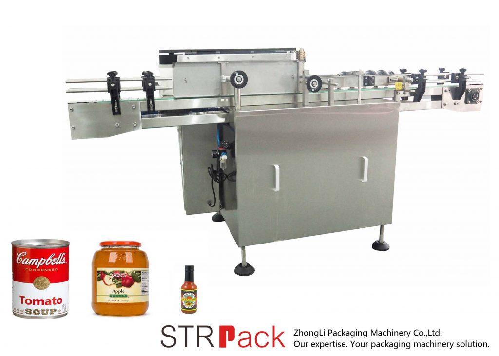 Автоматска машина за етикетирање на влажна лепак (машина за обележување на паста)