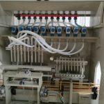 Корозивна течна линија за полнење, линија за полнење на течности со харпи, машина за полнење за чистење на тоалети