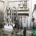 Машина за обележување машина за полнење шишиња за чистење на лепак, чистач за експлозија на експлозија