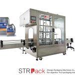 Автоматска машина за полнење на мерачот на проток