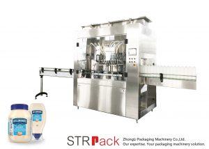 Машина за полнење на роторот STRRP